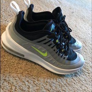 Nike Air Max (Black, grey, volt)